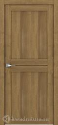 Межкомнатная дверь Дверной вопрос Life ПДГ 2109 Вельвет Орех