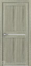 Межкомнатная дверь Дверной вопрос Life ПДО 2109 Велюр Серый