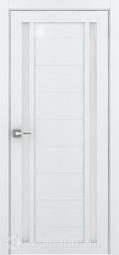 Межкомнатная дверь Дверной вопрос Life ПДО 2122 Велюр Белый