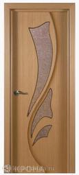 Межкомнатная дверь Крона Лидия Дуб СТ