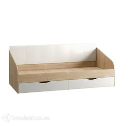 Кровать Mobi Линда односпальная 01.60