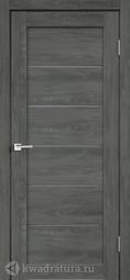 Межкомнатная дверь Велдорис Linea 1 дуб шале графит