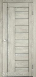 Межкомнатная дверь Велдорис LINEA 3 шале седой matelux