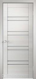 Межкомнатная дверь Velldoris (Веллдорис) Linea 8 дуб белый поперечный