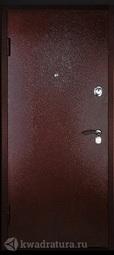 Дверь входная металлическая Конструктор М-2