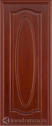 Межкомнатная дверь Луидор Оливия махагон