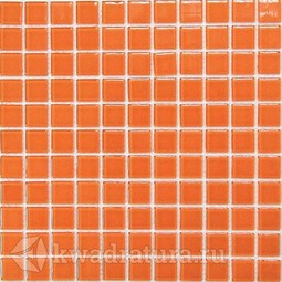 Мозаика Orange glass 300*300 мм