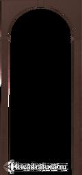 "Межкомнатная арка Артек ""Палермо"" венге, наличники 70/90мм"