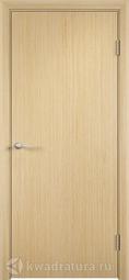 Финская дверь Олови Беленый дуб без притвора с фурнитурой
