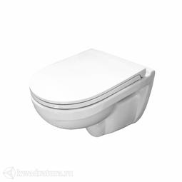 Унитаз подвесной Sanita Luxe BEST LUXE сиденье дюропласт, микролифт SL700301