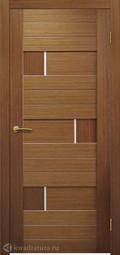 Межкомнатная дверь Матадор Руно 2 ДГ орех люкс