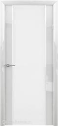 Межкомнатная дверь Фрегат (ALBERO) Сан-Ремо 1 глянец белый