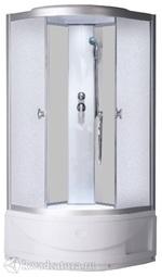 Душевая кабина ODA без гидромассажа 8401 80*80 см матовое стекло