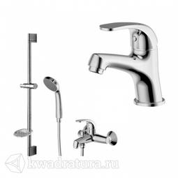 Набор для ванной 3 в 1 BRAVAT FIT F00315C
