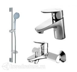 Набор для ванной 3 в 1 BRAVAT DROP F00308