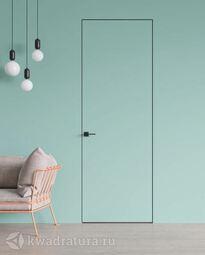 Межкомнатная дверь VELLDORIS INVISIBLE скрытого монтажа (2000*800 мм), белый грунт