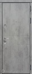 Дверь входная металлическая СоюзТехРесурс СТР-21
