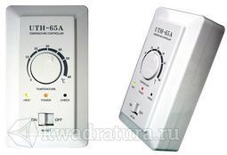 Терморегулятор накладной механический UTH-65A (4 кВт)