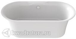Каменная ванна Bas Венеция 170*80 белая