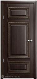 Межкомнатная дверь Фрегат (ALBERO) Версаль 2 Орех ГЛ