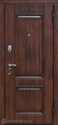 Дверь входная металлическая Феррони Вена Винорит Белый матовый
