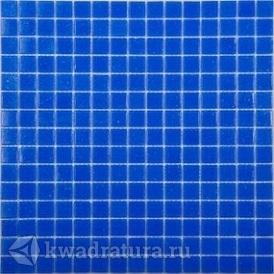 Мозаика AG02 синий (бумага) 327x327 мм