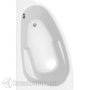 Акриловая ванна Cersanit Joanna 150*95см левая/правая