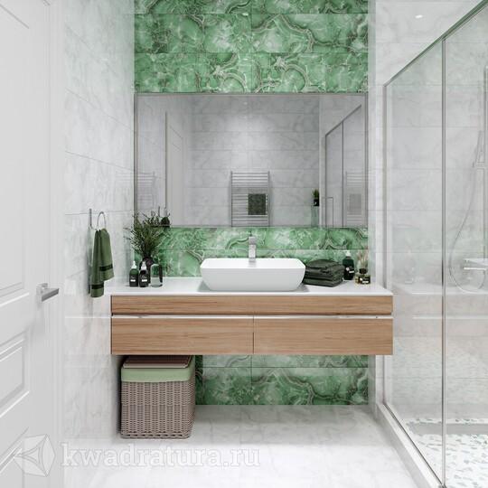 Плитка Global Tile Bienalle зелёный